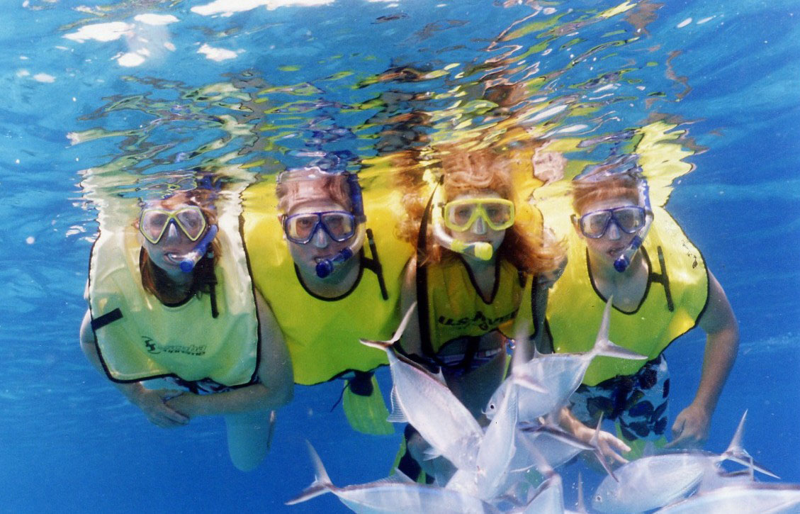 snorkeling_solitary_sport